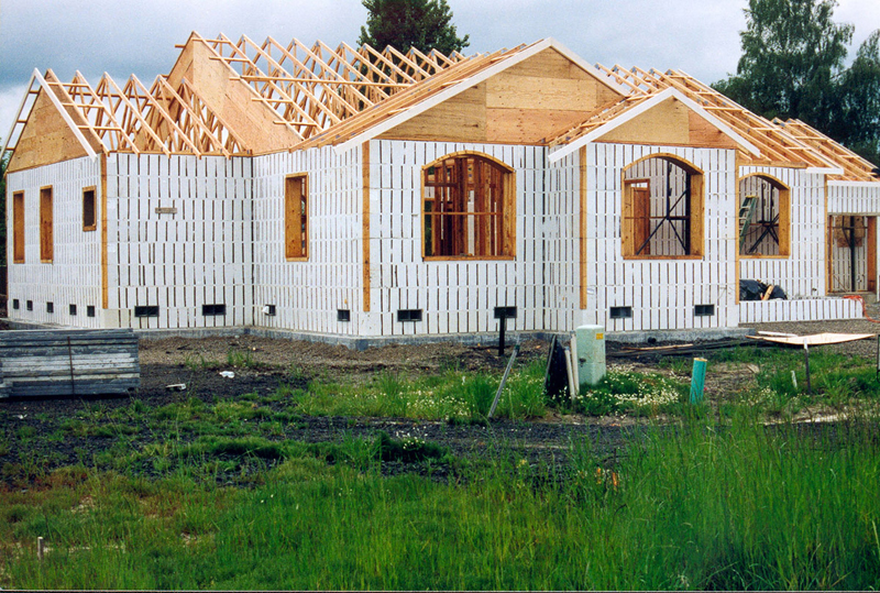 insulated concrete forms construction supplies