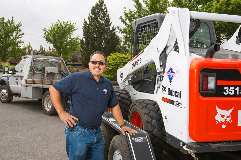 Truck Delivery Service Central Oregon