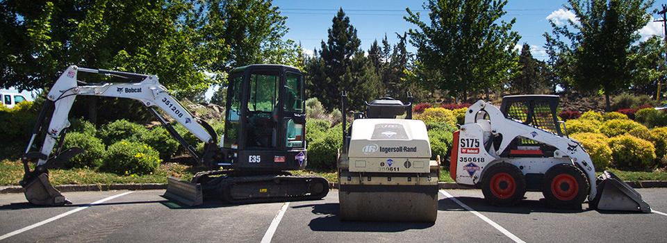 Construction Equipment Rental Bend Oregon