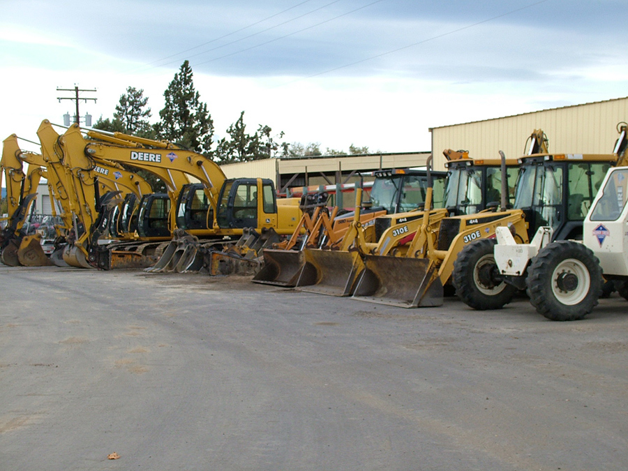 Central Oregon Used Construction Equipment Sales