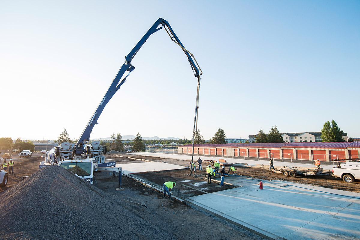 Municipal Projects Concrete Supply